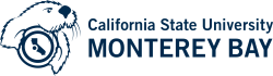 California State University-Monterey Bay's school logo