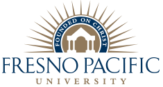 Fresno Pacific University's school logo