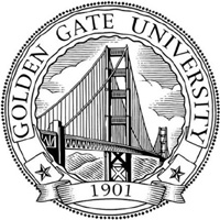 Golden Gate University-San Francisco's school logo