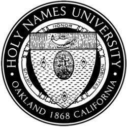 Holy Names University's school logo