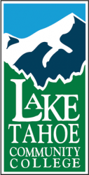 Lake Tahoe Community College's school logo