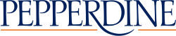 Pepperdine University's school logo