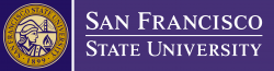 San Francisco State University's school logo