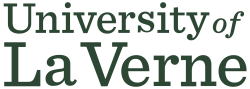University of La Verne's school logo