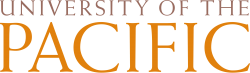 University of the Pacific's school logo