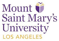 Mount Saint Mary's University's school logo